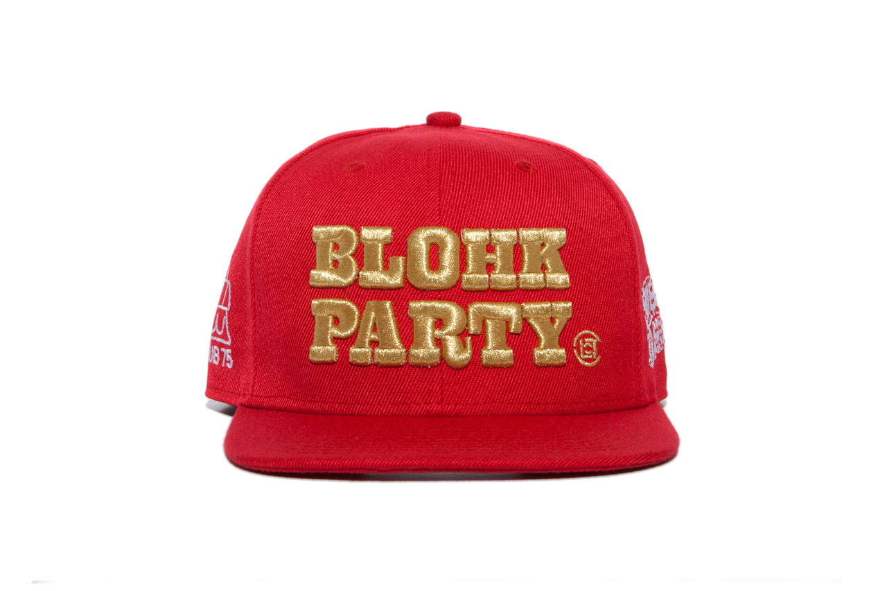 """i am OTHER x BBC x Club 75 x CLOT 2013 """"BLOHK PARTY"""" Capsule Collection"""