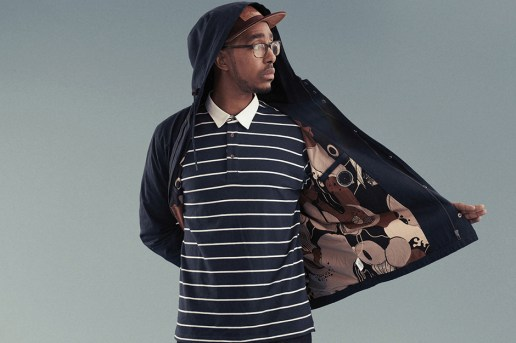 "I Love Ugly 2013 Winter ""NYC"" Editorial featuring Oddisee"