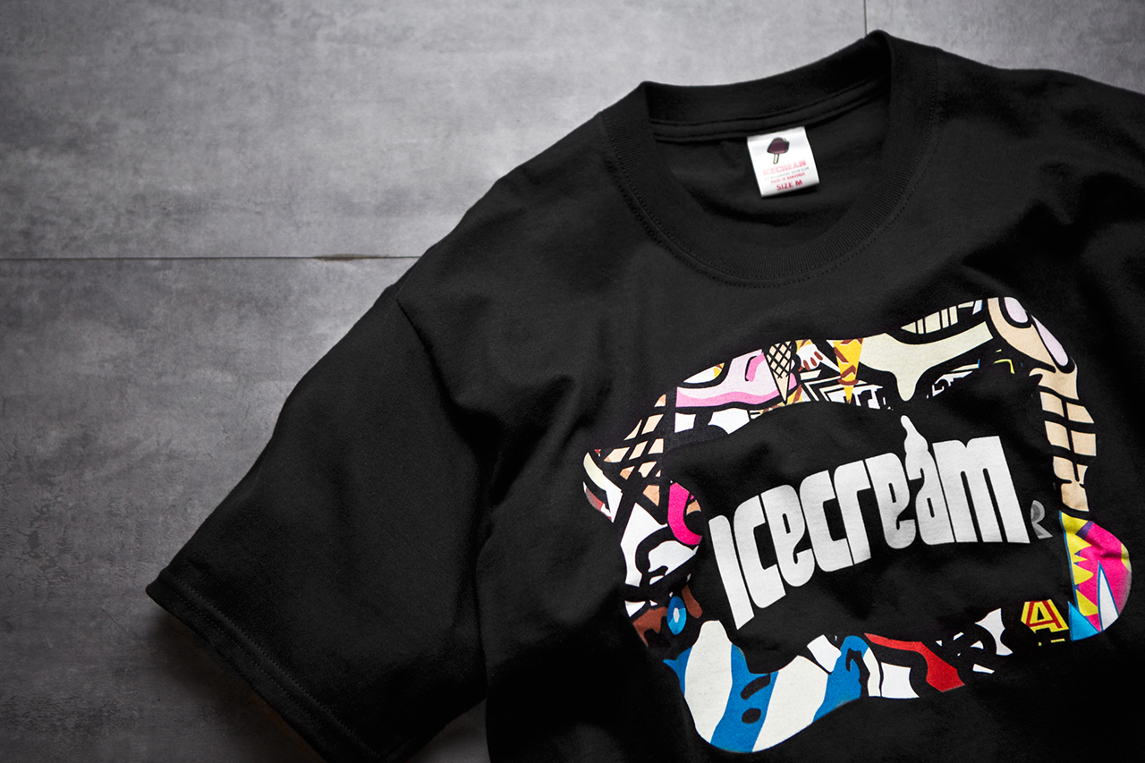 ICECREAM 2013 Fall/Winter Collection