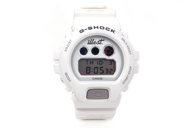 "Illest Team x Casio G-Shock 6900 ""The Illest G-Shock"""