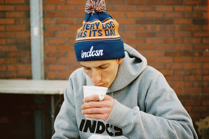 indcsn 2013 Fall/Winter Lookbook