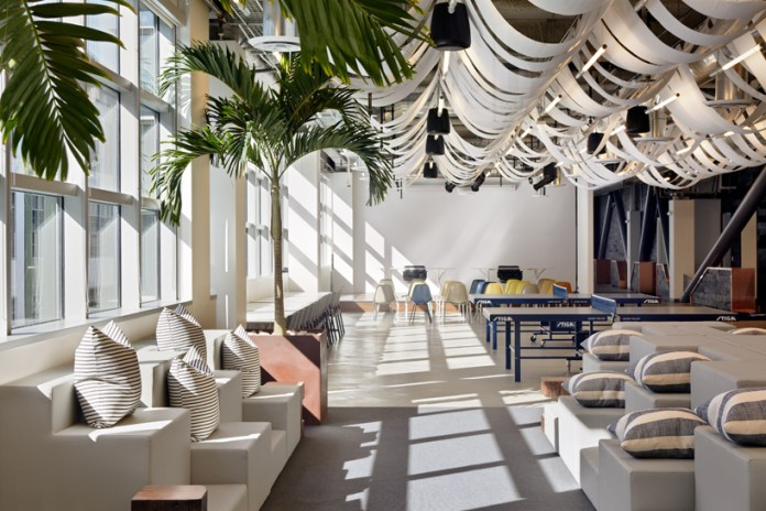 Inside Dropbox's San Francisco Headquarters