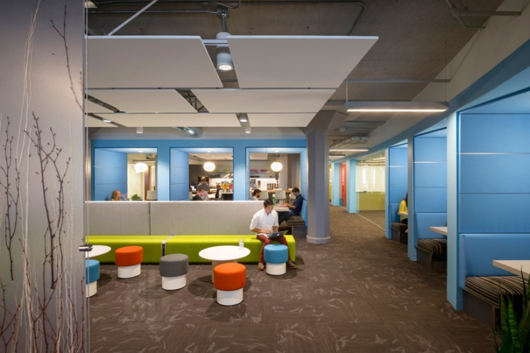 Inside Twitter's Global Headquarters in San Francisco