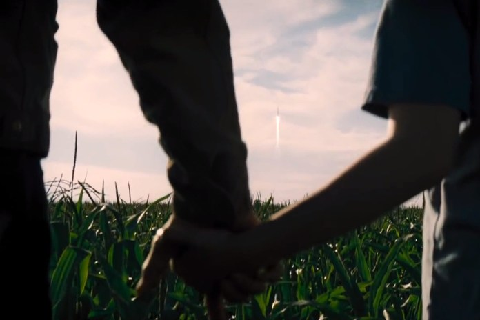 Interstellar Official Teaser Trailer