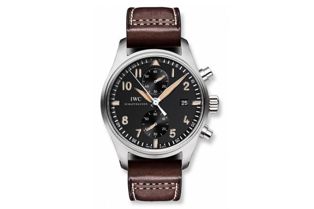"IWC Pilot's Watch ""Collectors Forum"" Chronograph"