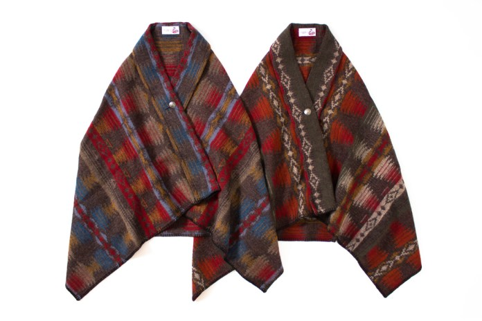 nanamica x Johnson Woolen Mills 2013 Fall/Winter Collection