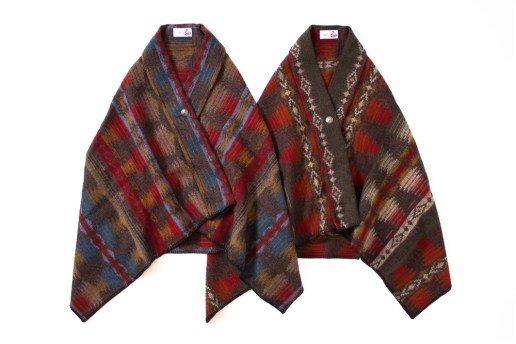 nanamica x Johnson Woolen Mills 2013 Fall/Winter Collection