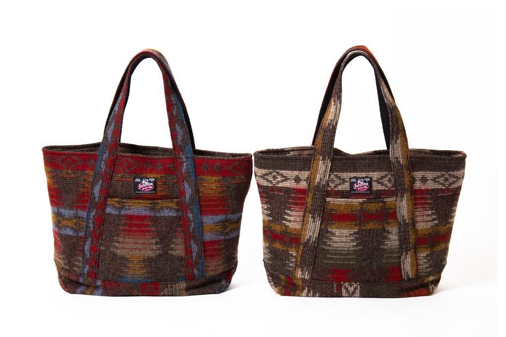 johnson woolen mills x nanamica 2013 fallwinter collection