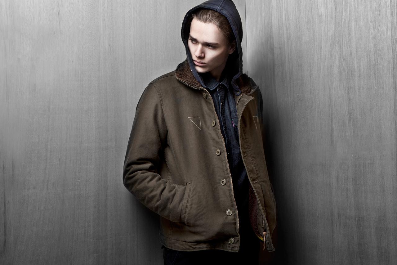 JohnUNDERCOVER 2013 Fall/Winter Jacket