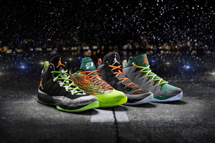 "Jordan Brand ""Flight Before Christmas"" Pack"