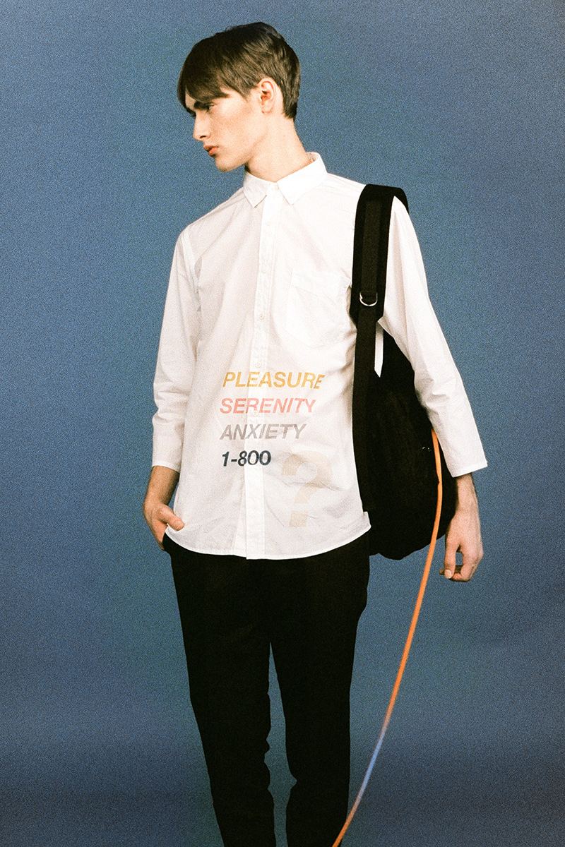 Josh Reim 2014 Spring/Summer Lookbook