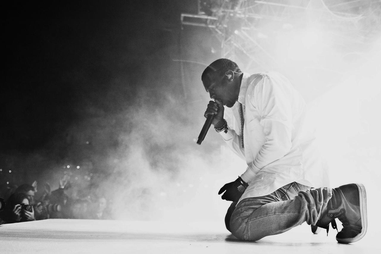 "Kanye West Addresses ""False Stories"" Regarding Fictitious Nelson Mandela Quotes"