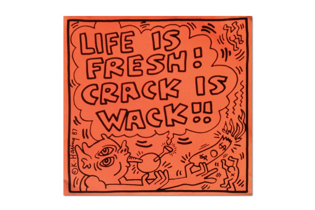 "Keith Haring ""Ephemera, 1979-1990"" Online Exhibition @ Gallery98"
