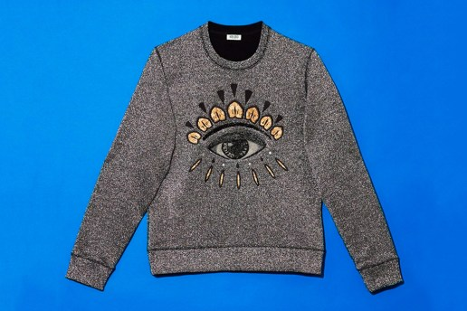 KENZO 2013 Holiday Sweatshirt Collection
