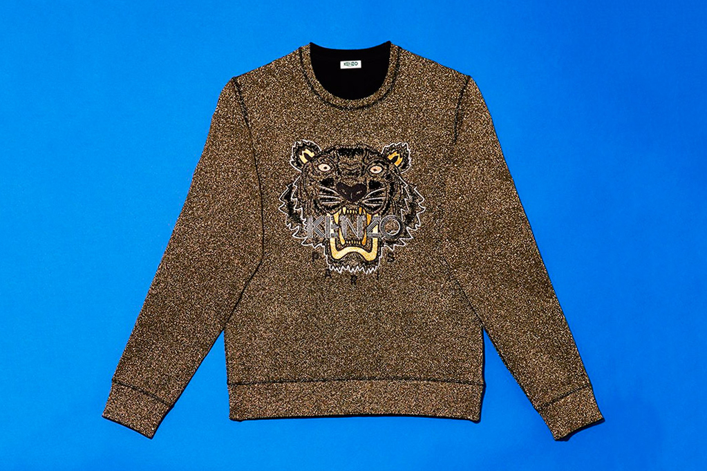 kenzo 2013 holiday sweatshirt collection