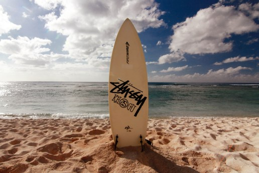 KICKS/HI Guam x Stussy 5th Anniversary Collection