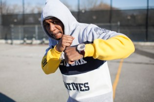 "Kith 2013 Fall/Winter ""New York Natives 1996"" Lookbook featuring AZ"