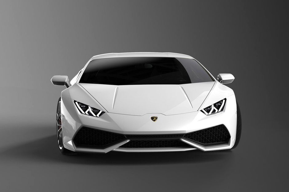 Lamborghini Debuts the New Huracán LP 610-4