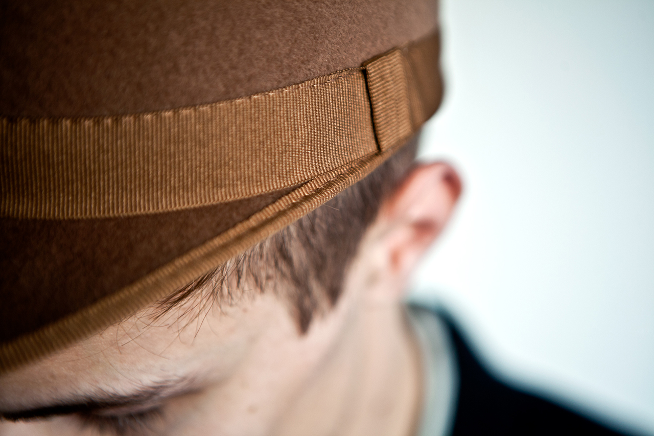 larose 2013 fallwinter headwear collection
