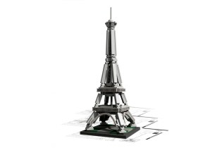 LEGO® Architecture Landmark Series: The Eiffel Tower