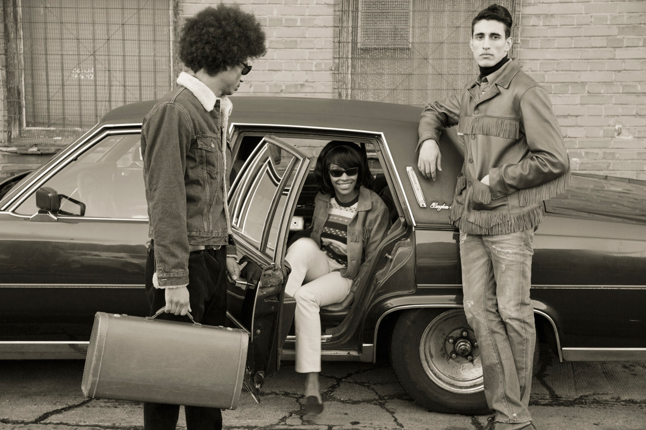 Levi's® Vintage Clothing 2013 Holiday 'Boom Town' Collection