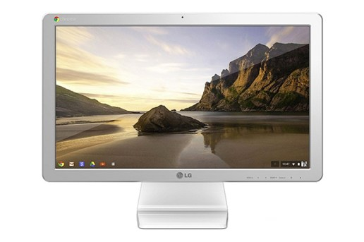 LG Chromebase All-In-One Computer