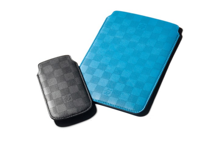Louis Vuitton Soft iPhone and iPad mini Case