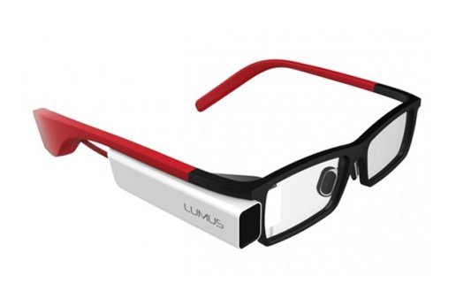 Lumus DK-40 Glass with True AR