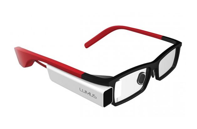 Lumus DK-40 Glass with True AR