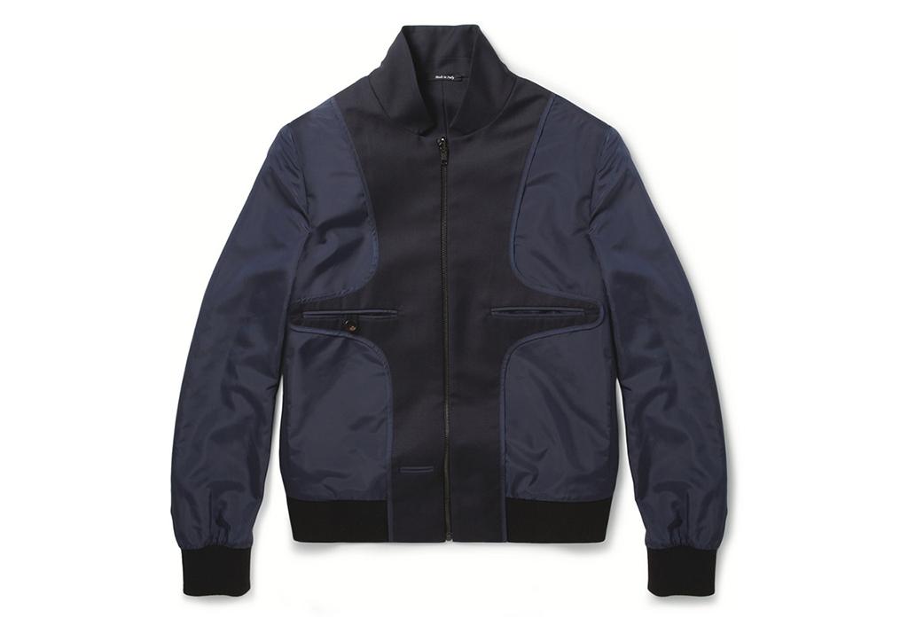 Maison Martin Margiela Reversible Bomber Jacket