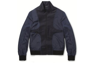 Maison Martin Margiela Reversible Bomber Jacket