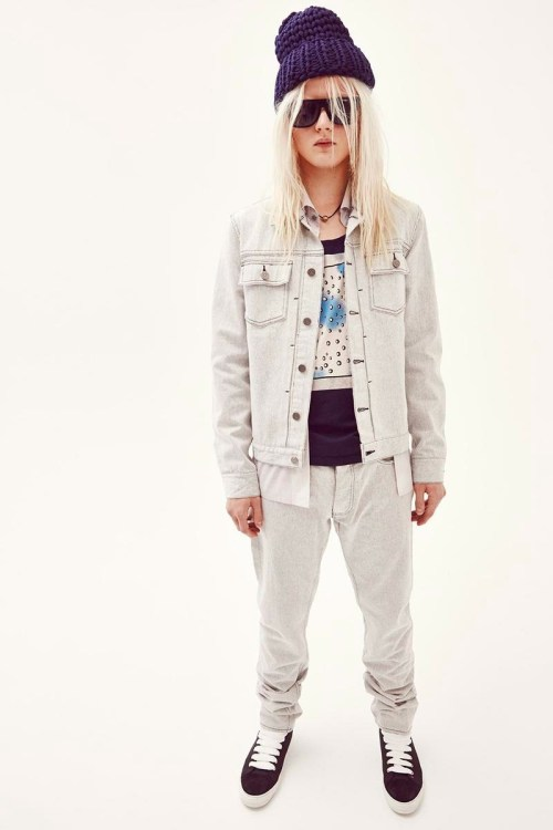 Marc by Marc Jacobs 2014 Pre-Fall Lookbook