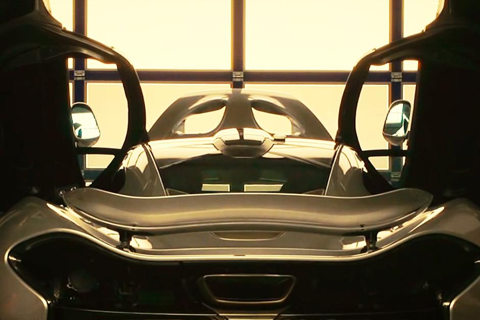 McLaren P1 Laps the Nürburgring in Under Seven Minutes
