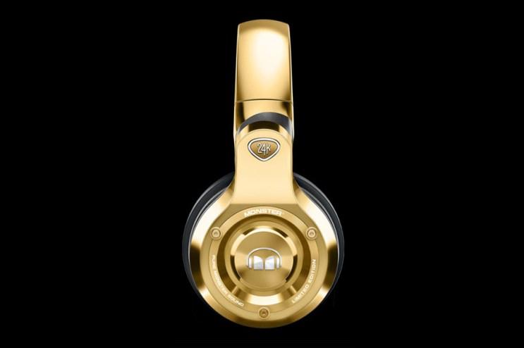 Monster 24K Headphones Preview