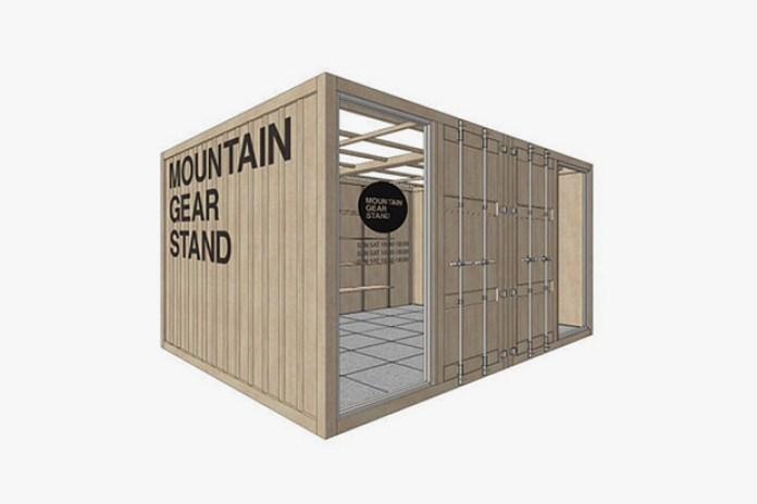 Mountain Gear Stand To Open in Niseko