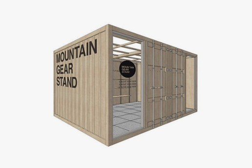 Mountain Gear Stand To Open in Niseko
