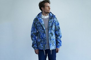 nanamica 2014 Spring/Summer Lookbook
