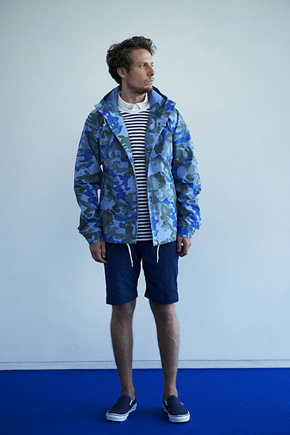 nanamica 2014 springsummer lookbook