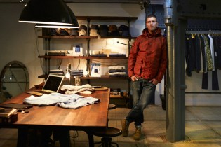 Neil Maloney of Marshall Artist Talks About The Current Menswear Movement