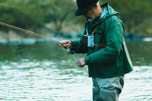 "NEPENTHES 2013 Fall/Winter ""Wander The River"" Editorial"
