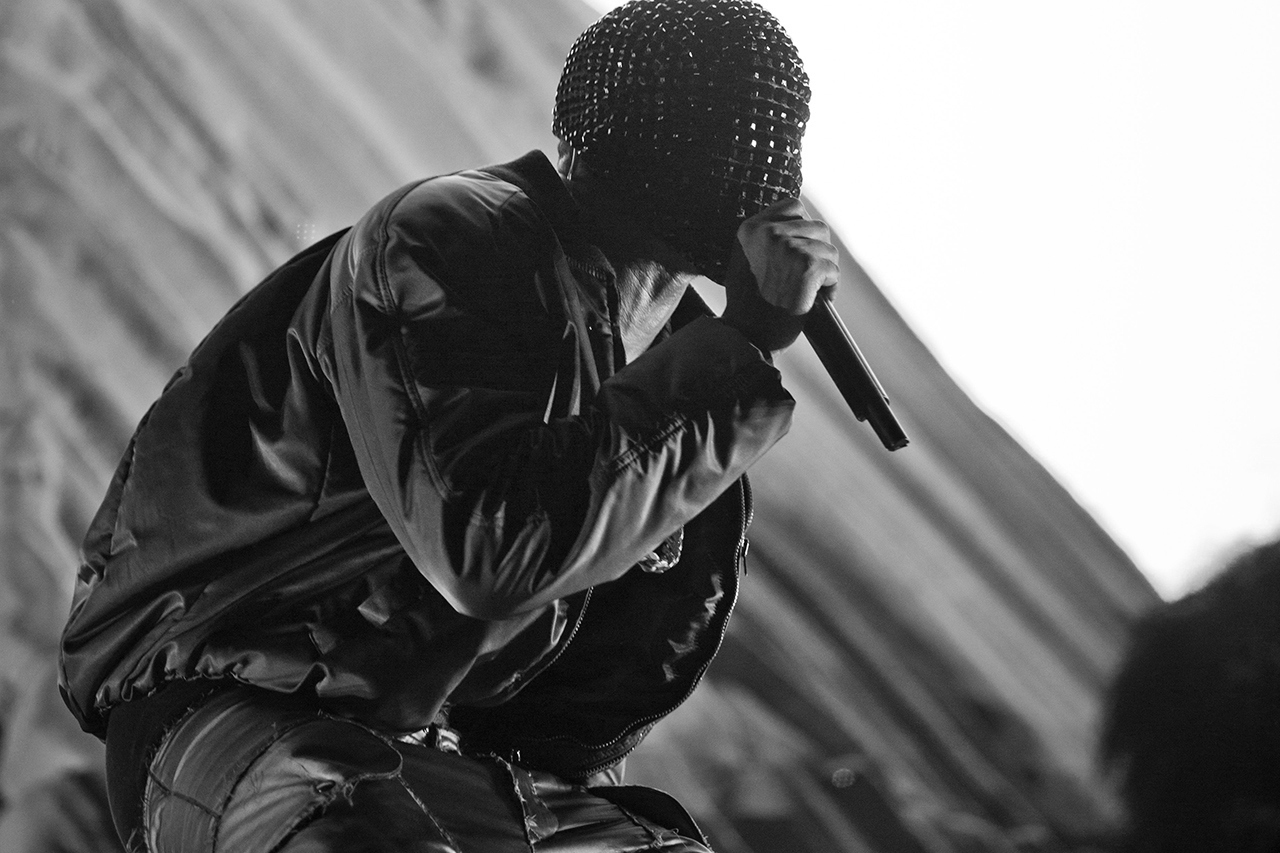 Never Mind the Shoes: Kanye West Stands Up for Retailers