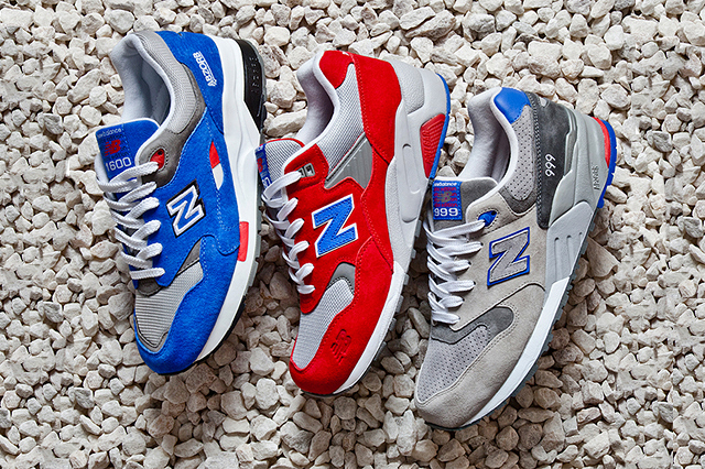 "New Balance Spring/Summer 2014 ""Barbershop Pack"""