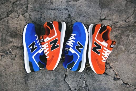 "New Balance 574 ""Varsity"" Pack"