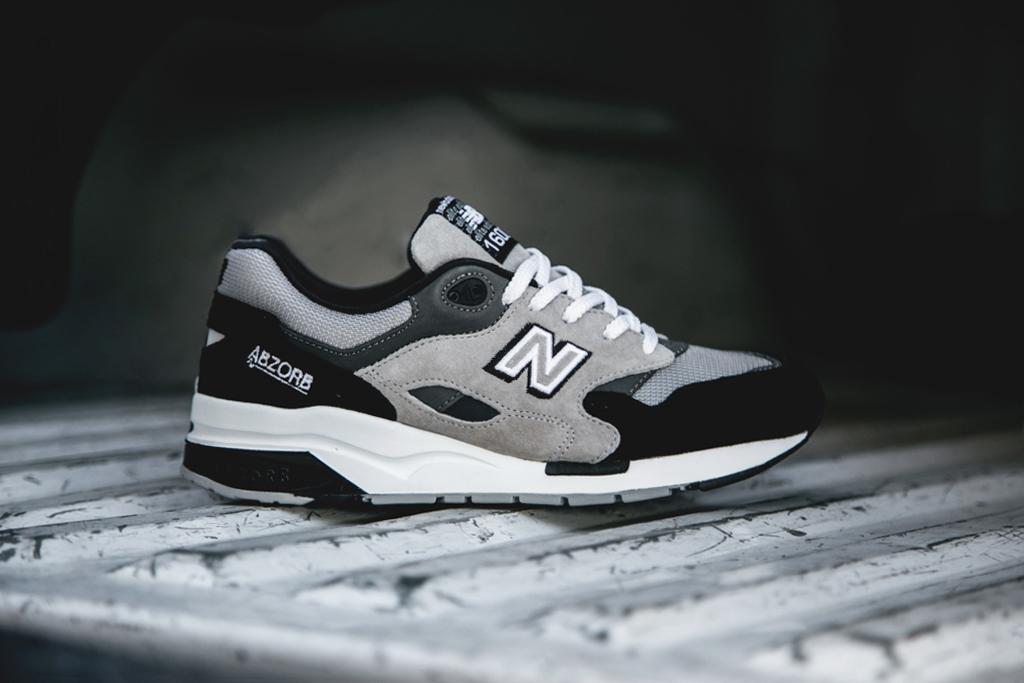 New Balance CM1600 Black/Grey