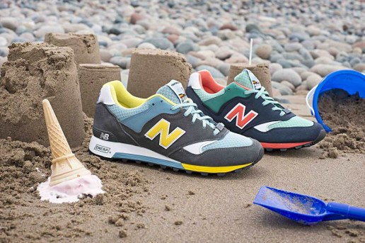"New Balance M577 Made in UK ""Seaside"" Pack"