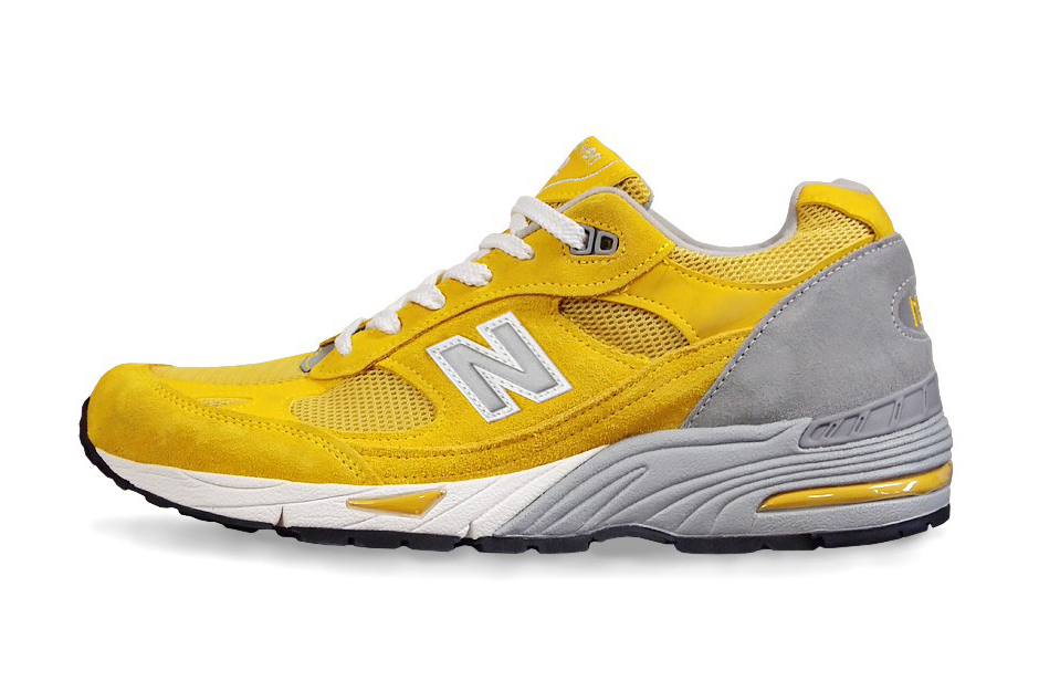 New Balance M991YLW Yellow