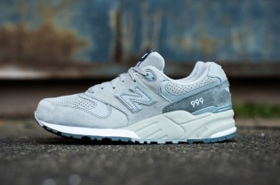 "New Balance M999 ""Grey Perf"""