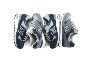 "New Balance Made in UK 577 ""Vintage"" Pack"