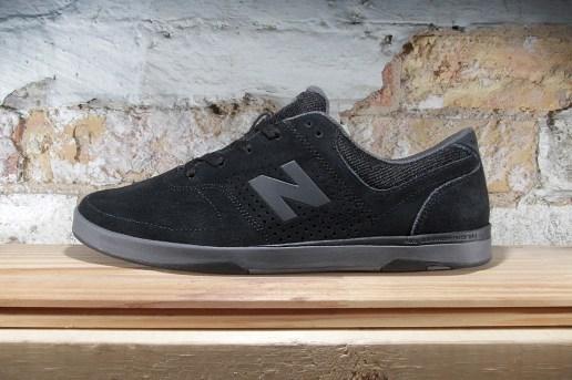 New Balance Numeric Stratford 479 Black/Magnet Grey