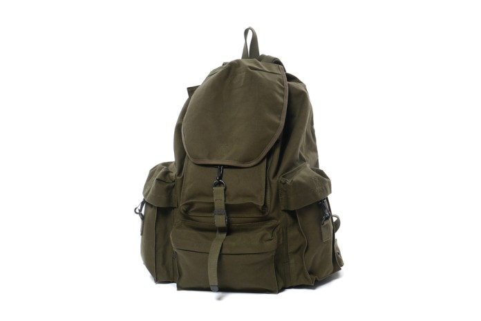 NEXUSVII x Porter Mil Back Pack